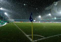 Borussia Dortmund maçı ertelendi