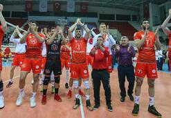Ziraat Bankası-Draisma Dynamo: 3-0