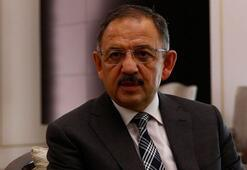 Bakan Özhaseki: Karşımızda bir tehlike, sıkıntı var
