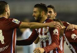 La Ligada Atletico Madrid  maç fazlasıyla liderliğini sürdürdü
