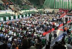 Bursaspor kongresi 19 Ocaka ertelendi