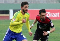 Şanlıurfaspor evinde Amede yenildi: 0-2