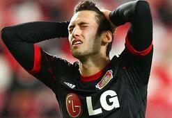 Bayer Leverkusen, Hakan Çalhanoğlunun cezasına itiraz etmeyecek