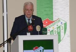 Ali Ay: Bursaspor'u düzlüğe çıkartmak istiyorum