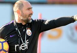Galatasarayda Cavanda ve Sinan Gümüş sürprizi