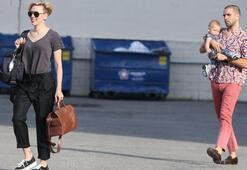 Scarlett Johansson ile Romain Dauriac boşanıyor