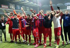 Kardemir Karabükspor 1 - 0 Giresunspor