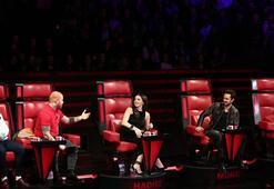 O Ses Türkiyede çeyrek final heyecanı (TV8de start verildi)