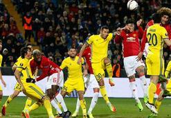 Rostov - Manchester United: 1-1
