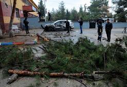 Katyusha rocket hits a schoolyard in Kilis: 1 dead, 1 injured