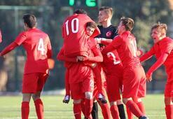 Türkiye-Norveç: 2-1