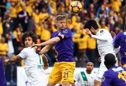 Osmanlıspor-Bursaspor: 1-1