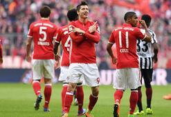 Bayern Münih - Eintracht Frankfurt: 3-0