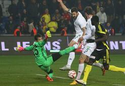 Evkur Yeni Malatyaspor-Şanlıurfaspor: 2-1