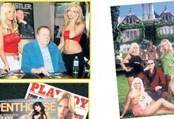 Playboy malikânesine ezeli rakibi göz dikti