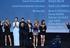 Tatlım Tatlım filminin galası yapıldı… Galaya birbirinden ünlü isimler katıldı