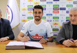 Rizespor, Turgut Doğan Şahin ile 1.5 yıllık sözleşme imzaladı