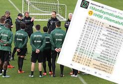 Hannover taraftarları takımlarının kötü durumunu eğlenceye çevirdi
