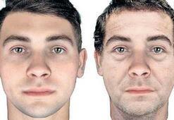 DNA örneğinden katilin robot resmini çizdiler