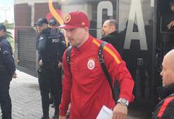 Galatasaray, Trabzona geldi