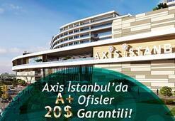 Axis İstanbul'da A Plus Ofisler