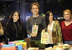 Kıraç, köy okulları için kitap topladı