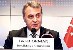 Beş yılda Beşiktaş
