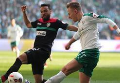 Bursaspor 1 - 2 Amed Sportif Faaliyetler