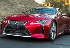 Yılın üretilen otomobil tasarımı ödülünü Lexus LC 500 aldı