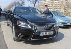 Bakan Zeybekci, makam otomobilini değiştirdi