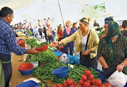 İstanbulda Cumartesi günü kurulan pazarlar