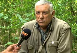 Terör elebaşı Bayıktan küstah tehdit: Şerefsiz Kürtler
