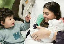 Ünlü oyuncu Pelin Karahan ikinci kez anne oldu