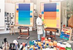 'Sanatım özgürlüğe ilham olsun'