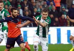 Bursaspor-Medipol Başakşehir: 3-3