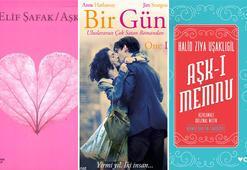 En popüler 10 aşk kitabı (Aşk kitapları)