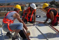 Standartlardan uzak milyonlarca çatı var
