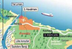Kanal İstanbulda muamma sürüyor
