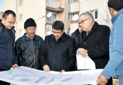 Adil Aygül Parkı  mart ayında açılıyor