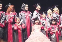 Gediz Üniversitesi ilk mezunları verdi