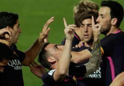 Granada - Barcelona: 1-4