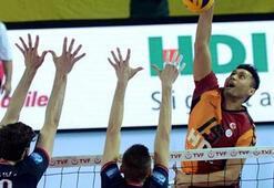 Galatasaray HDI Sigorta-Fakel: 0-3
