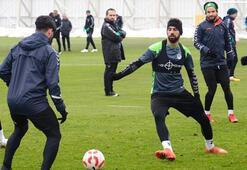 Atiker Konyasporda Galatasaray maçı hazırlıkları
