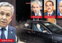 Ankara'da  sürpriz zirveler