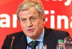 Servet  Yardımcı, UEFA Yönetim Kuruluna girmek için mücadele ediyor