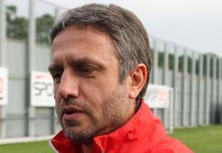 Bursaspor teknik direktörü Topçu: Taraftarın desteğini istiyorum