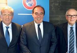 Şimdi hedef EURO 2024
