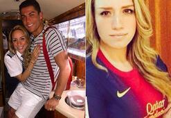 Ronaldoyu bile uçurdu Sosyal medyanın fenomeni oldu