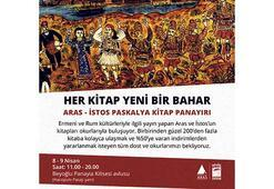 İstanbul hafta sonu kitap okuyacak