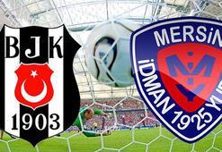 Beşiktaş ile Mersin İdmanyurdu 30. kez karşılaşacak